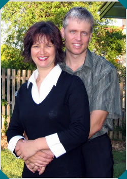 Pastors david and Leah Pearce